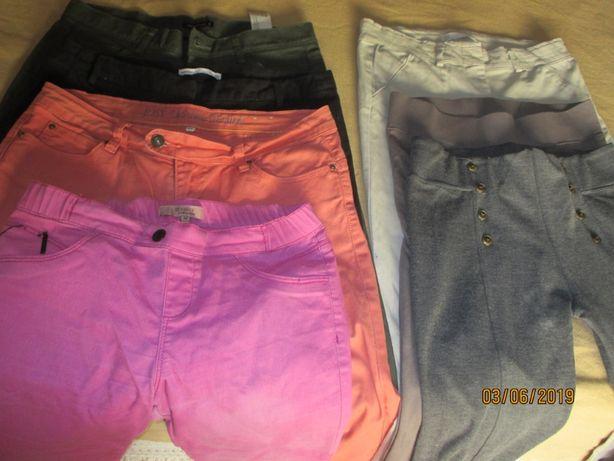 7 pares de calças para senhora