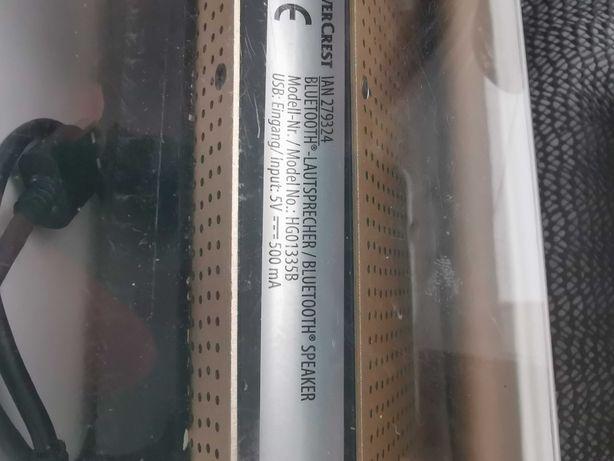 Głośnik Bluetooth firmy SilverCrest model HGO1335B