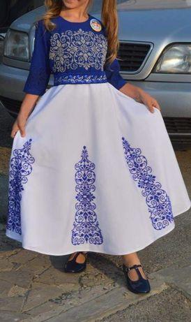 Українське плаття, вишиванка