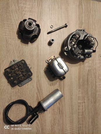 MZ ETZ 250 zapłon alternator zestaw