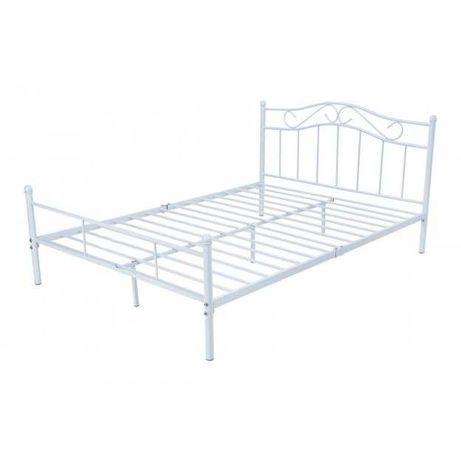 Łóżko kute 140x200 biale