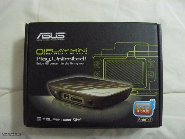 Leitor de Multimédia Oplay Mini Asus