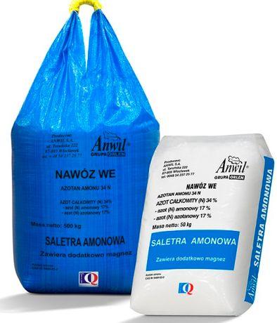 Saletra POLSKA Anwil 24t big-bag Super cena z dostawą cały kraj