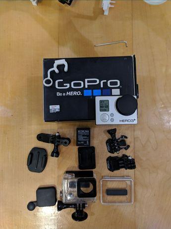 Екшн камера GoPro Hero 3+