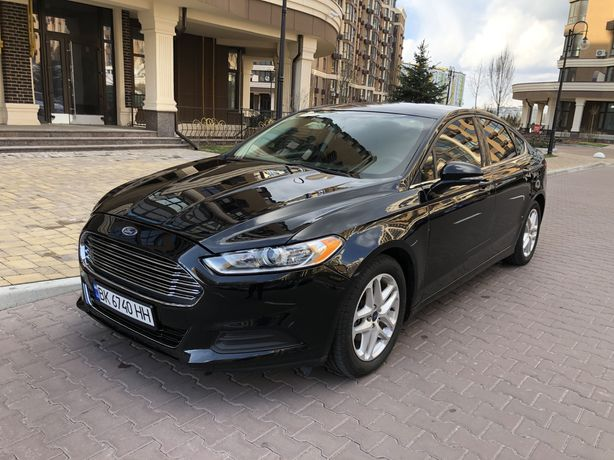 Ford Fusion, 2.5