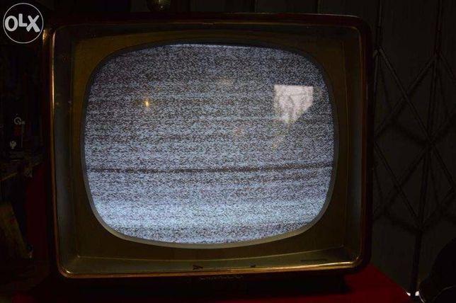 Televisão Philips muito antiga