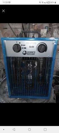 Nagrzewnicą elektryczna 5kw