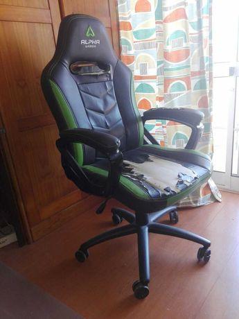 Cadeira Alpha Gamer