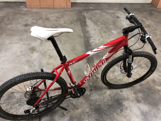 Bicicleta specialized rockhopper tamanho L