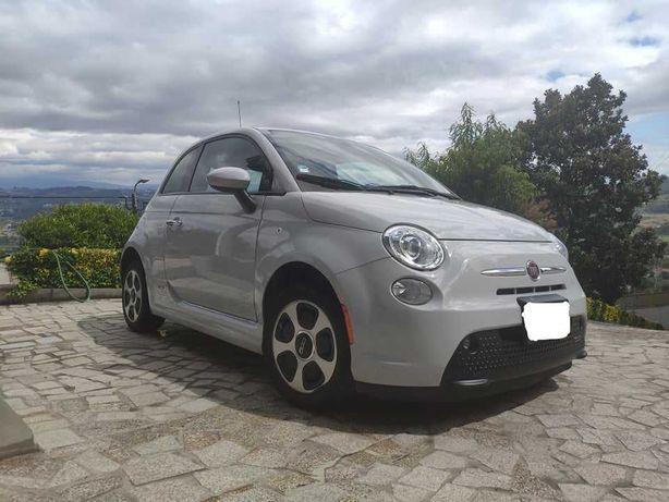Fiat 500e 100% elétrico
