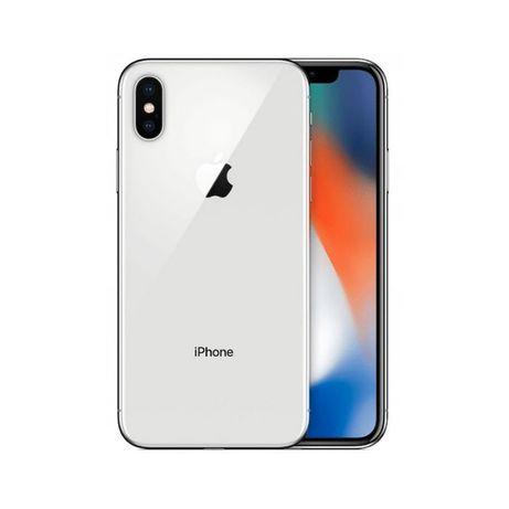 iPhone X 64GB Srebrny Jak nowy