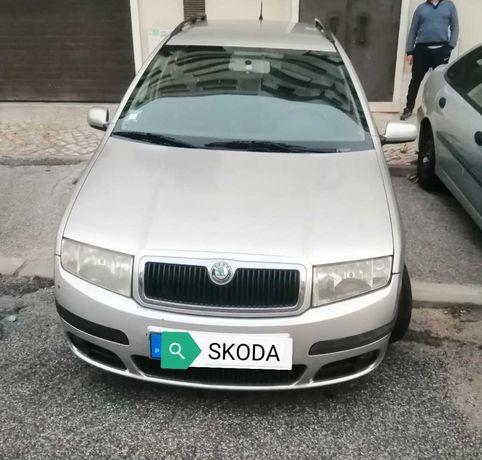 Skoda Fabia 1400 TDI 2005