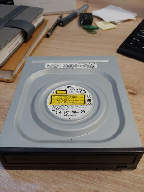 Nowe nagrywarki DVD LG SATA M-Disc