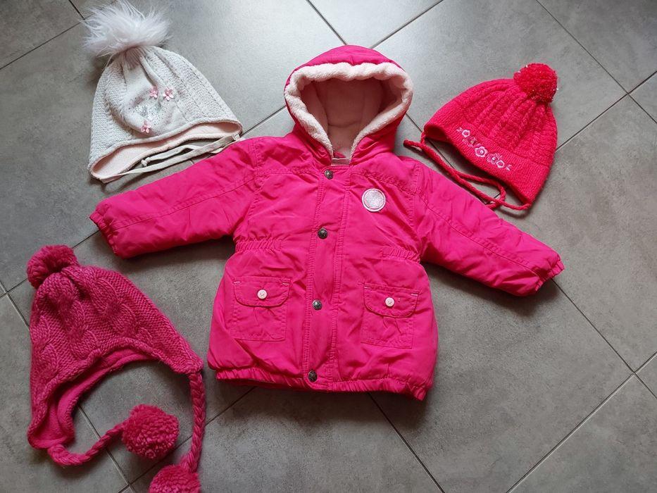 Kurteczka zimowa dla dziewczynki Gdańsk - image 1