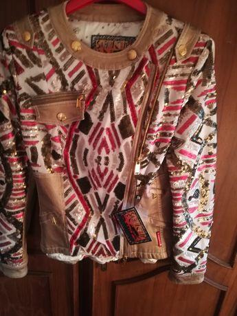Blusão da Highley Preppy original