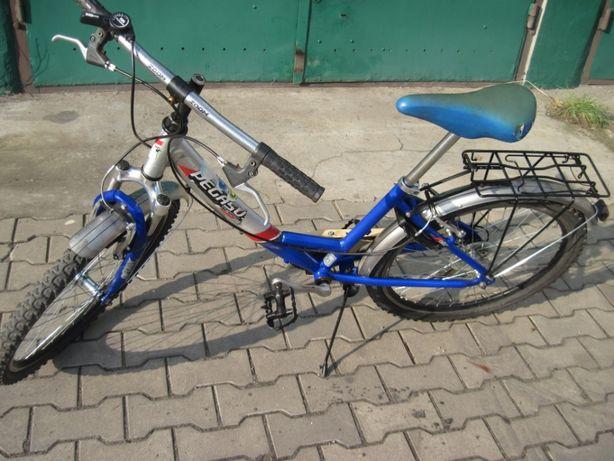 Rower 24 Aluminiowy 6 biegow
