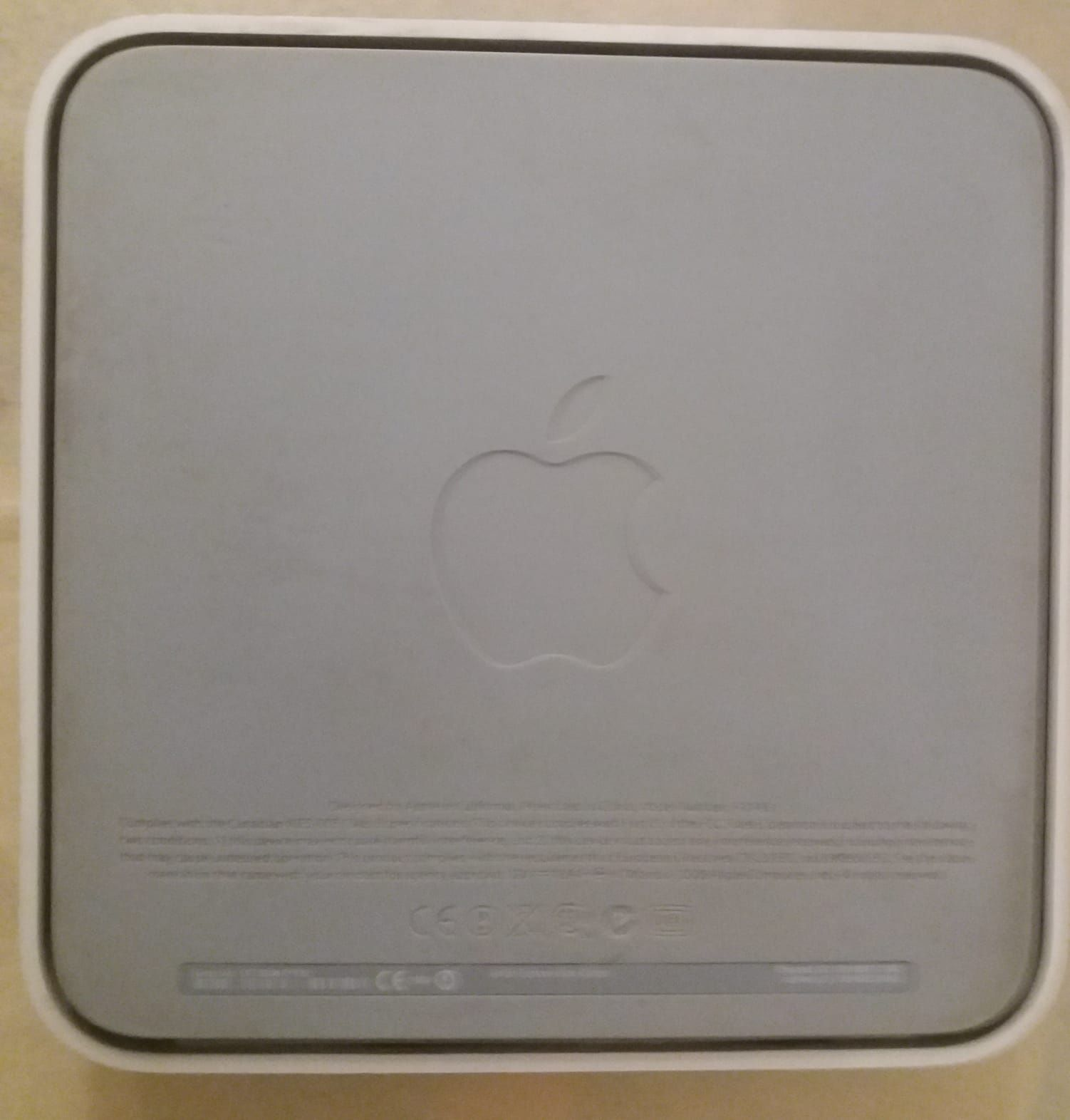 Router Wi-Fi Apple A1143