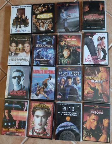Diversos filmes DVD