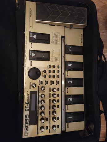 Гитарный процессор Boss GT 6