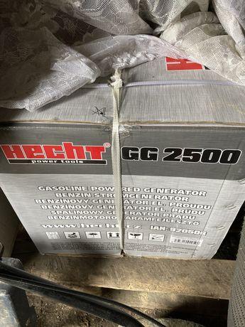 Agregat pradotworczy Hecht GG2500 Generator 12v 230v moc 2200W