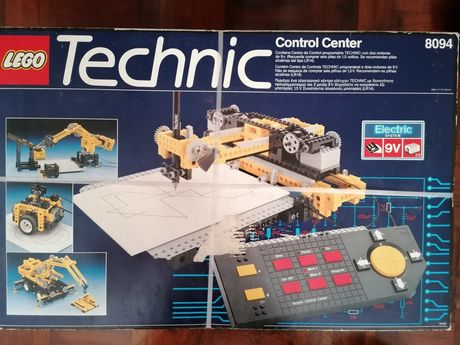 Lego Technic Control Center 1970 original