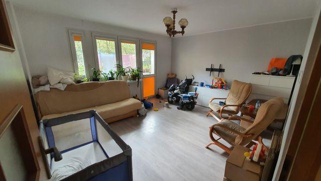 M4, 3 pokoje rozkładowe, 62 m2, 2 piętro, balkon, do zamieszkania