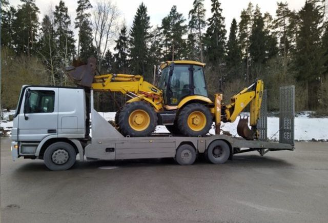 Грузовой эвакуатор до 16 тонн. Работаем с НДС.