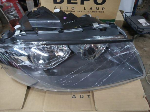 Farol Audi A3 novo na caixa