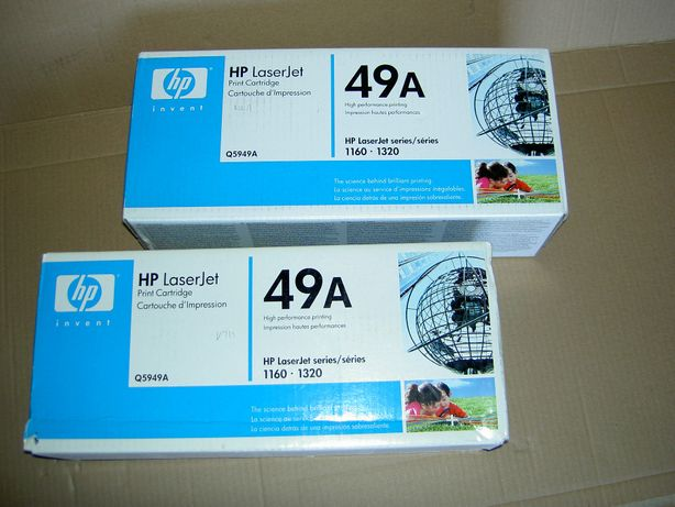 NOWY oryginalny toner HP LaserJet 49A Q5949A