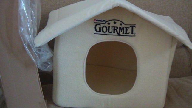 Casa GOURMET para gato