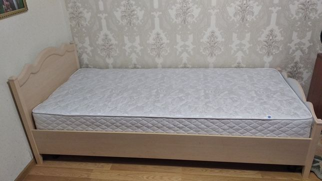 Новый Матрас Велам Агат (Літо/зима) на односпальную кровать 2м х 90см