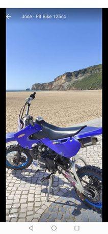Pit bike 125cc 4tempos