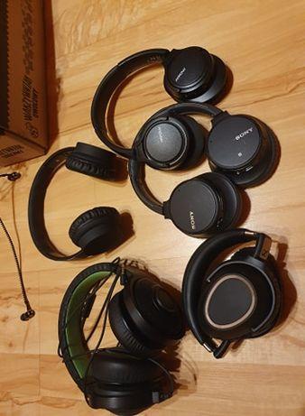 Nietestowane słuchawki mix