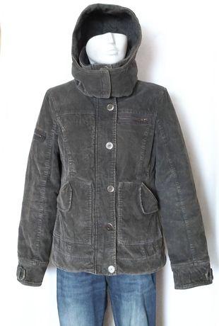 Брендовая куртка демисезон ONLY (Дания) утепленная, с капюшоном М 46