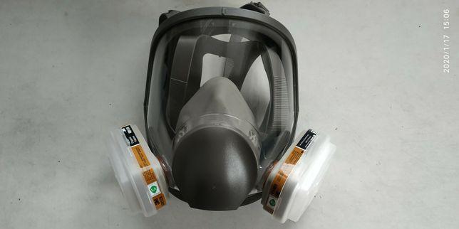 Аналог полнолицевой маски 3М серии 6800 комплект 7 в 1