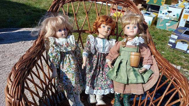 Порцелянові колекційні ляльки