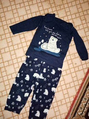Пижама детская в идеальном состоянии