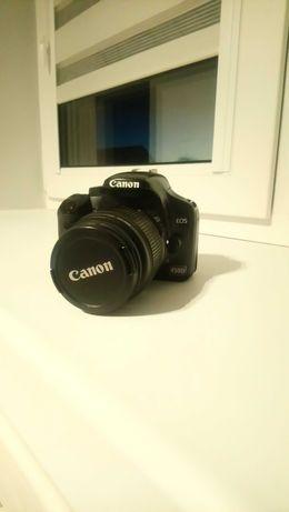 Canon EOS 450D obiektyw 18-55