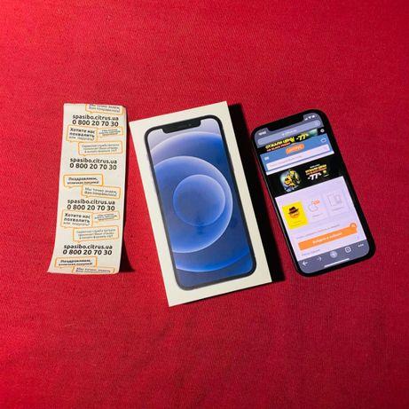 Iphone 12 64 gb black официальный citrus