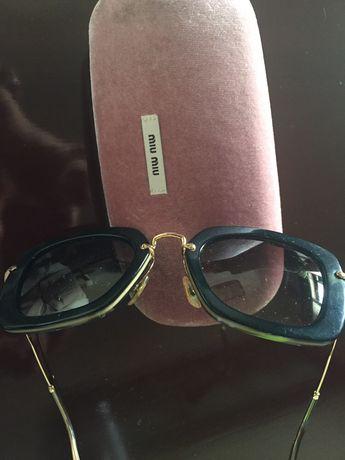 Oculos de sol Miu Miu como novos