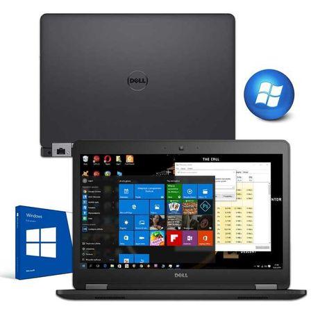 Biznesowy laptop Dell Latitude E7450 i5 8GB RAM 256 GB SSD W10P FHD
