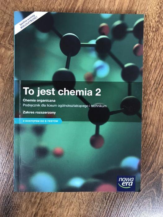 To jest chemia 2 podręcznik zakres rozszerzony NOWA ERA Warszawa - image 1