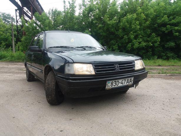 Автомобиль Пежо 309 Обмен