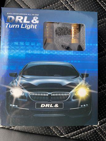 LED ДХО + повороти DRL