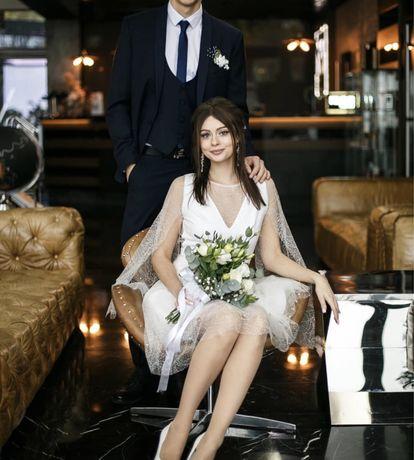 Свадебное платье Gepur
