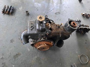 Fiat 126p silnik