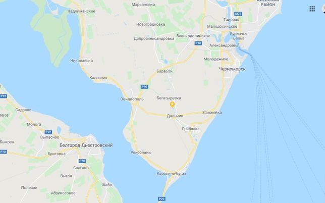 Продам участок 10 соток под строительство земля Дальник море