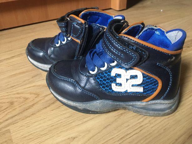 Детские ботинки 23 р