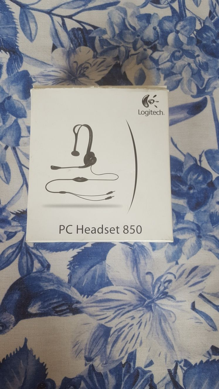 Słuchawki logitech headset 850