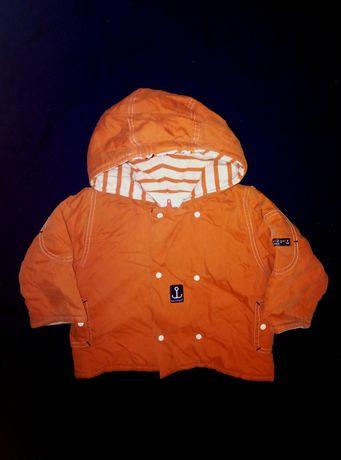 куртка весна- осень на 3-7 месяцев